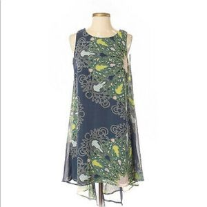 Anthropologie Andromeda Swing Dress. Worn once.